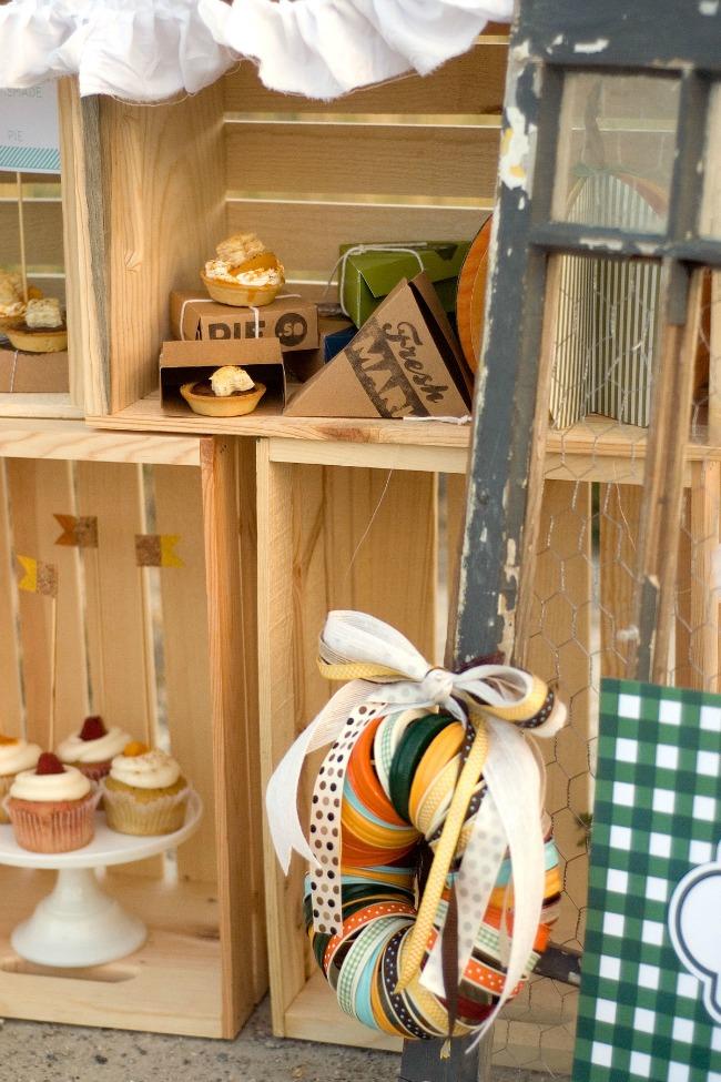 Autumn Market Party | anightowlblog.com