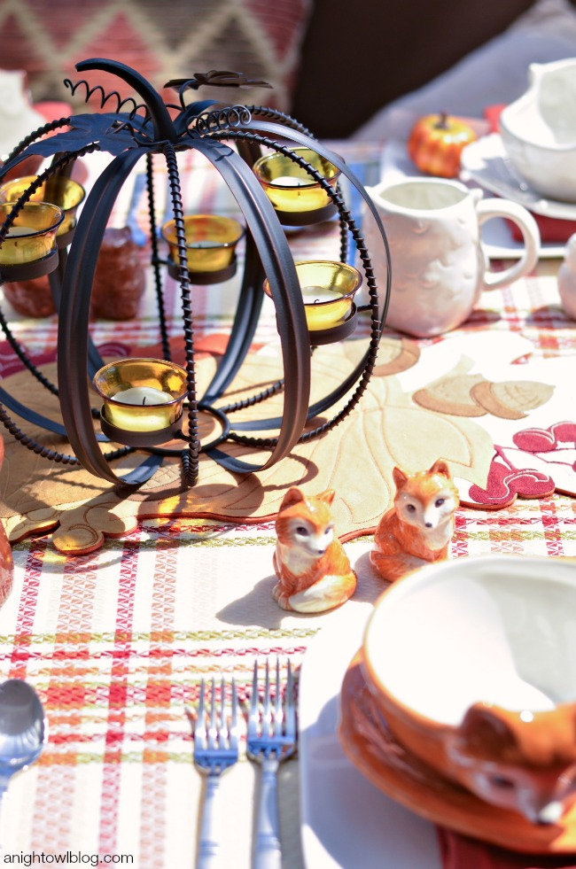 Autumn Harvest Table | Better Homes and Gardens products available at Walmart