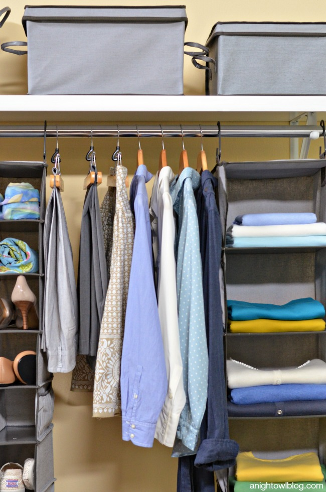 Closet Organization | Better Homes and Gardens products available at Walmart