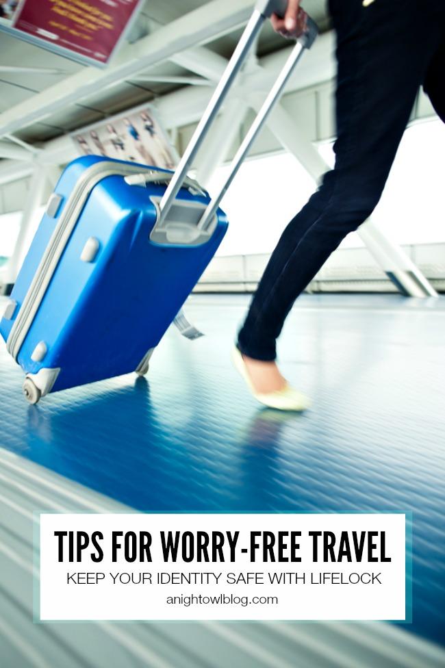 Worry-Free Travel with LifeLock