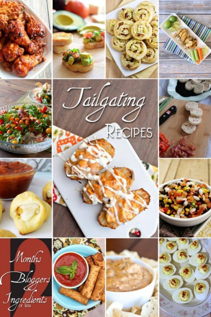 Awesome Appetizers & Tailgating Recipes | anightowlblog.com