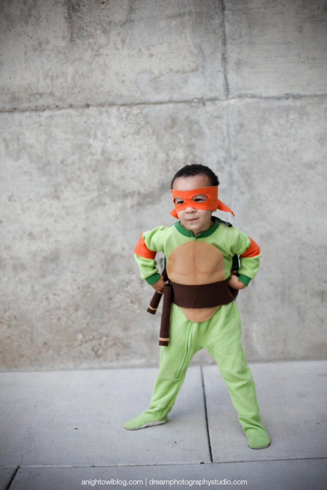 Teenage Mutant Ninja Turtle 4