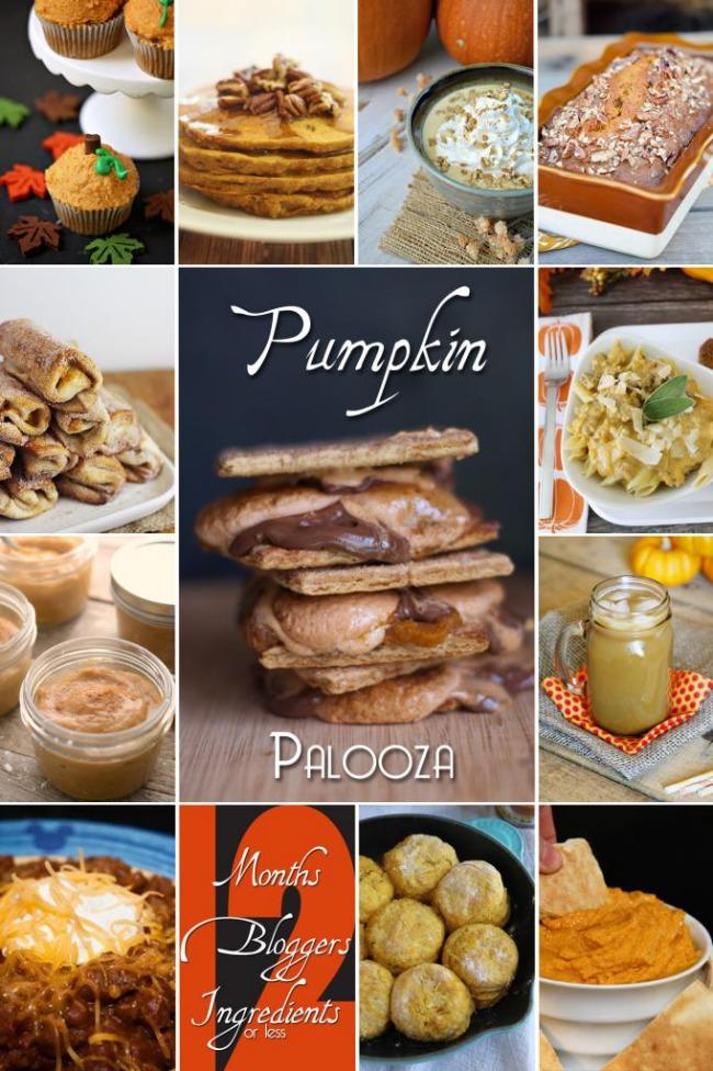 12 Pumpkin Recipes | anightowlblog.com