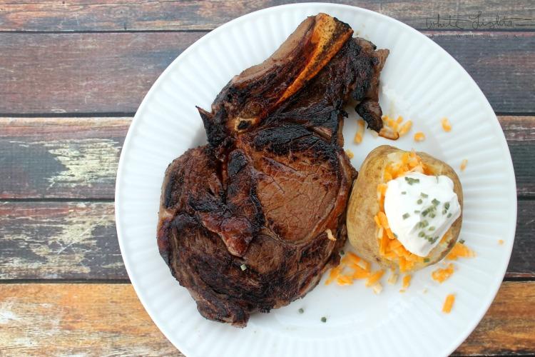 Balsamic Whiskey Marinated Steak 3