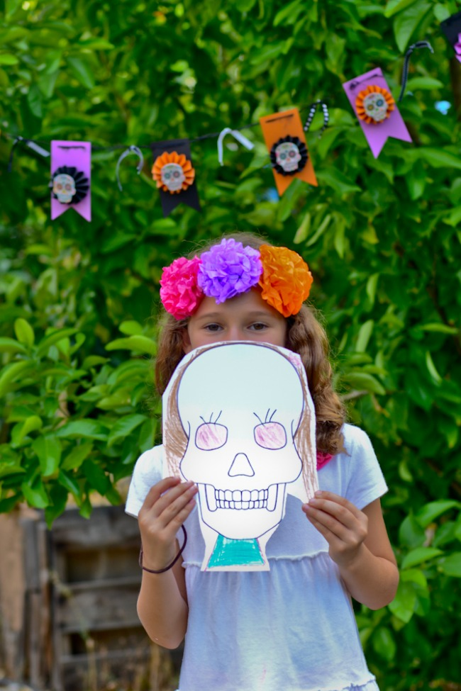 Day of the Dead Party Ideas | anightowlblog.com