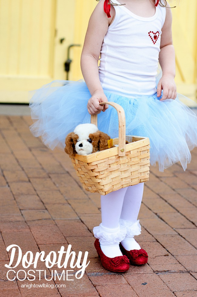 Wizard Of Oz Dorothy Costume A Night Owl Blog