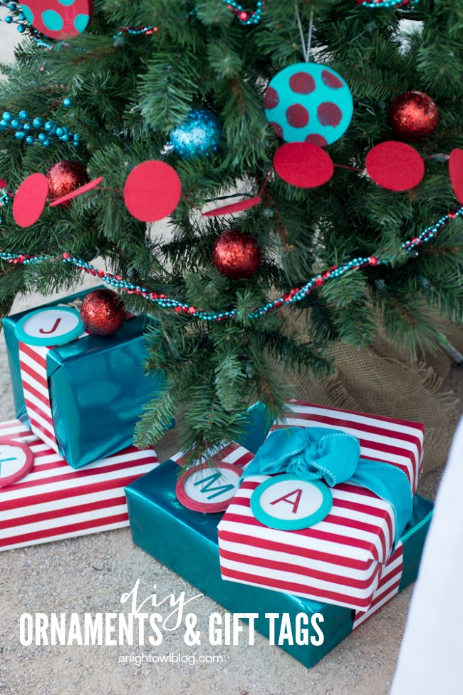 Diy Christmas Ornaments As Gifts.Diy Christmas Ornaments And Gift Tags A Night Owl Blog