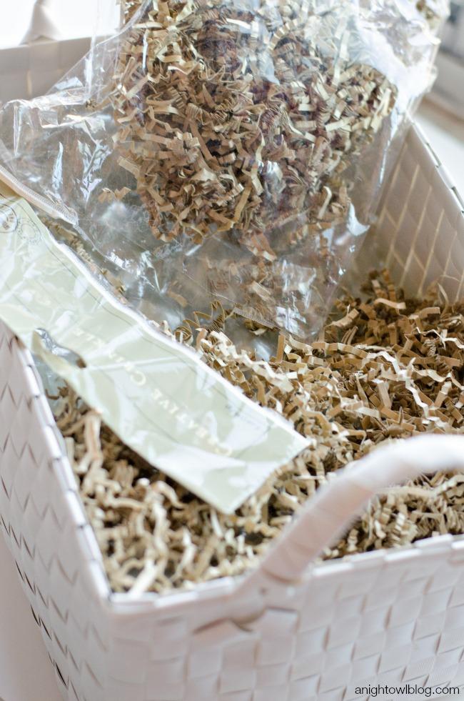 Spa Gift Basket Ideas | anightowlblog.com