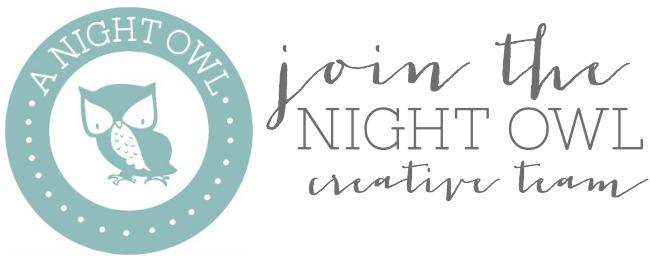 The Night Owl Creative Team Application