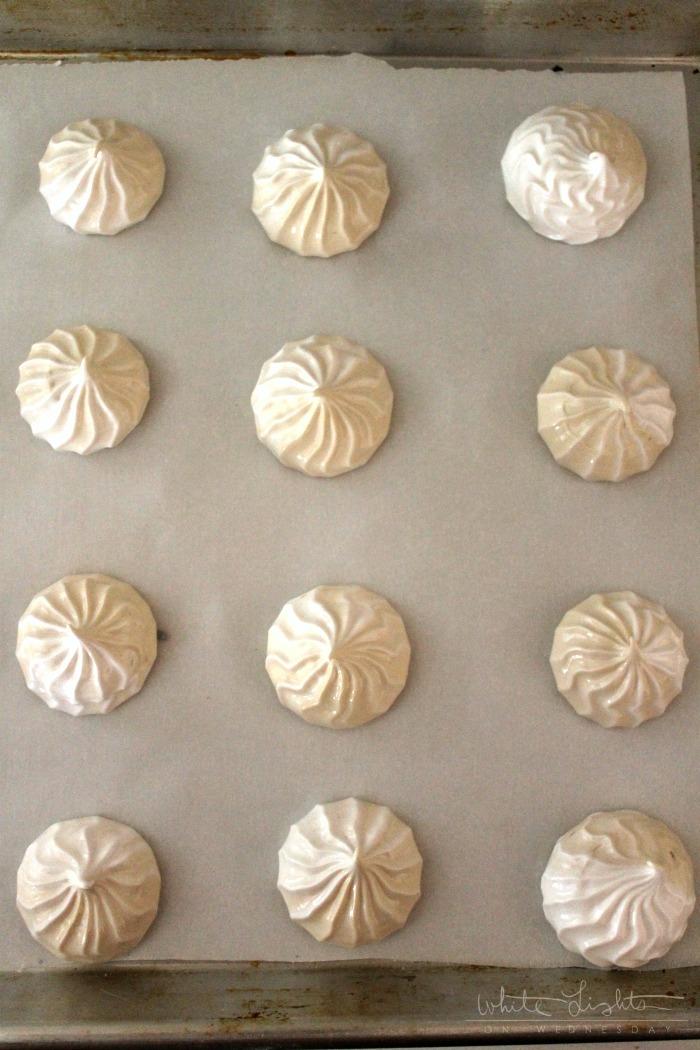 Cappucino Swirl Meringues 2