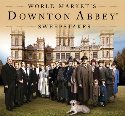 Downton Abbey Tea Party | anightowlblog.com