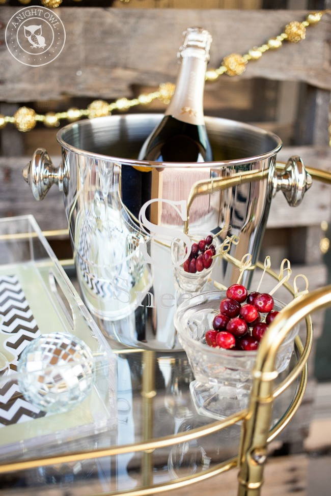New Years Eve Entertaining | anightowlblog.com