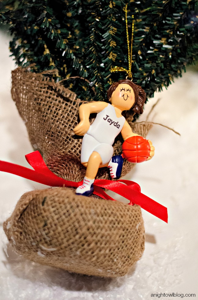 Personalized Ornament Gift with Personal Creations