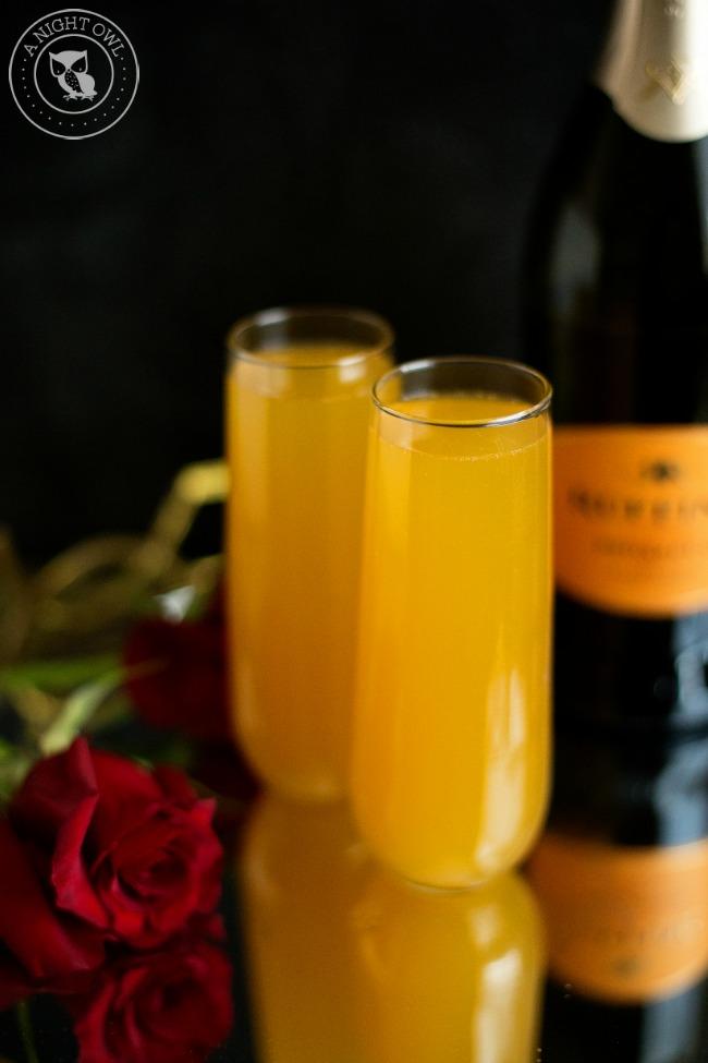Boyhood Bellini | Oscars Cocktail Party
