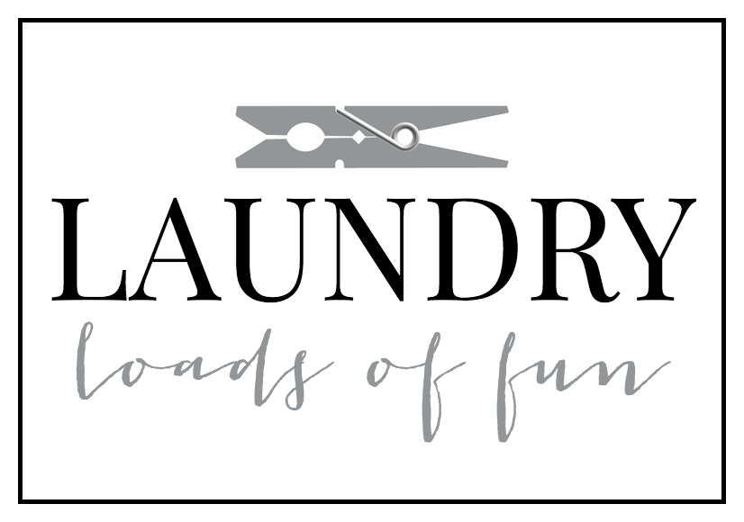 Laundry Loads of Fun Printable | anightowlblog.com