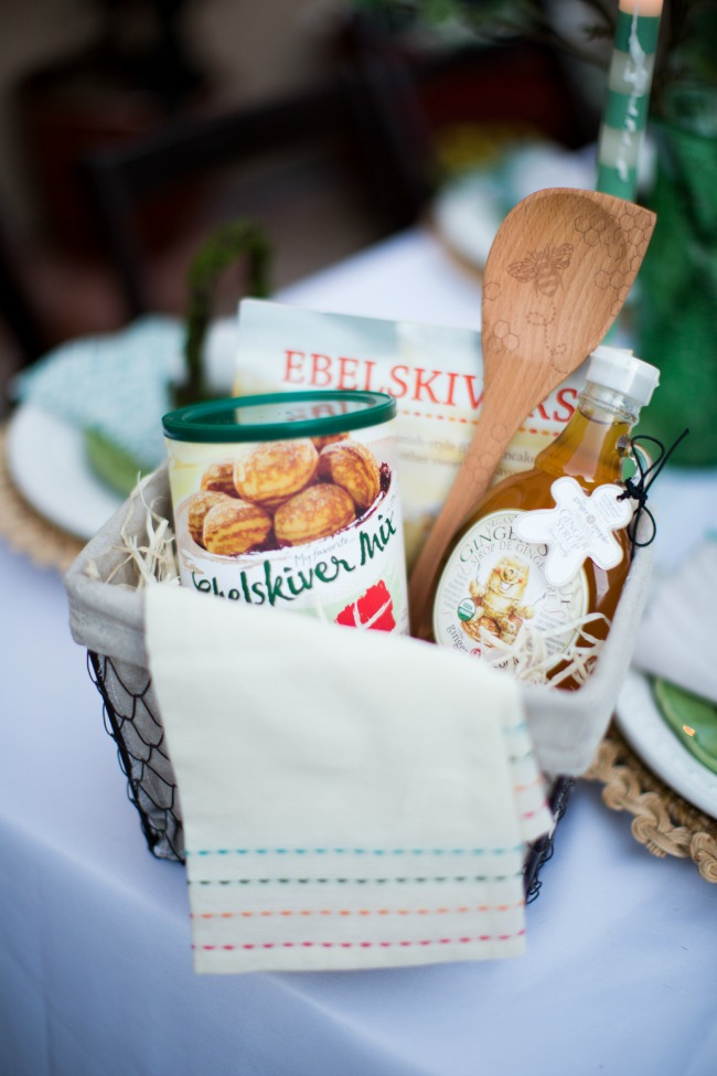 Breakfast Themed Gift Basket | anightowlblog.com