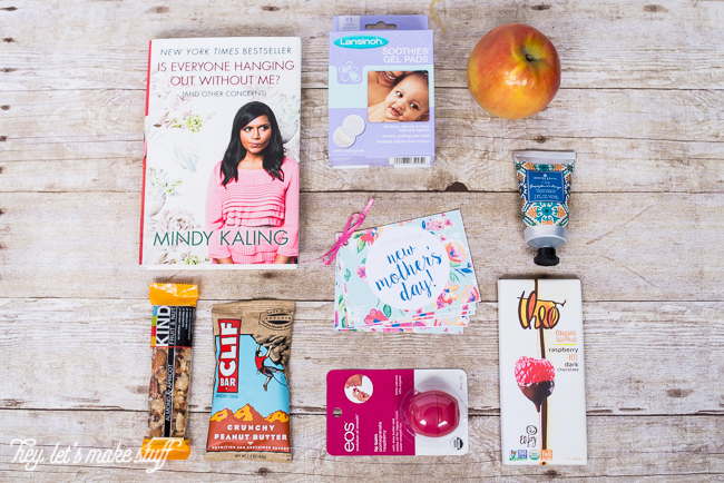 Mother's Day is extra special for first-time moms! Here's the perfect gift basket to celebrate mom, as well as a printable coupon book full of favors new moms will love.
