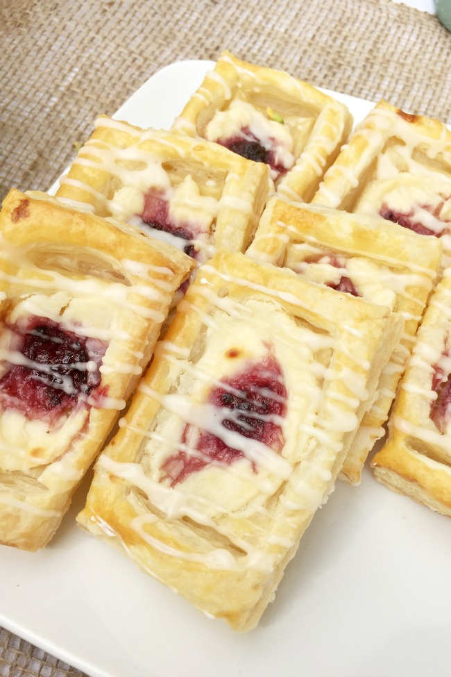 Pepperidge Farm Puff Pastry Brunch