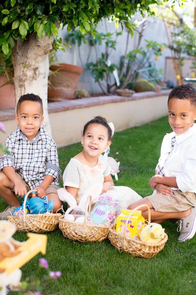 How to Build Perfect Easter Baskets | anightowlblog.com