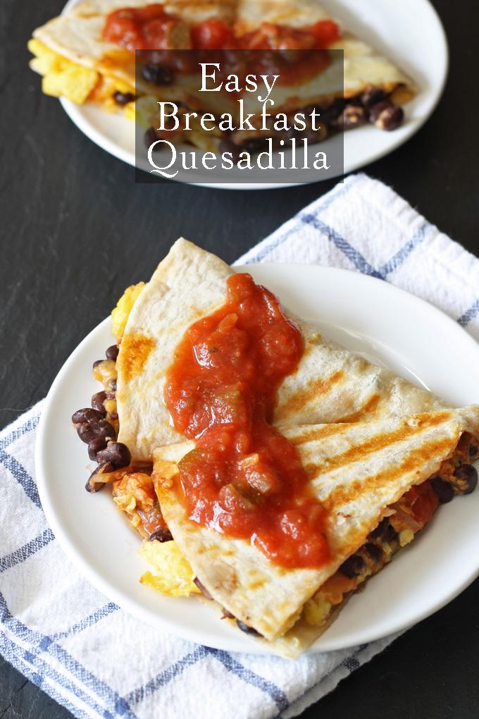 easy-breakfast-quesadilla