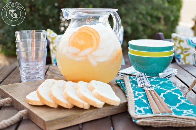Summer Outdoor Entertaining Ideas with World Market #WorldMarketLove4Outdoors