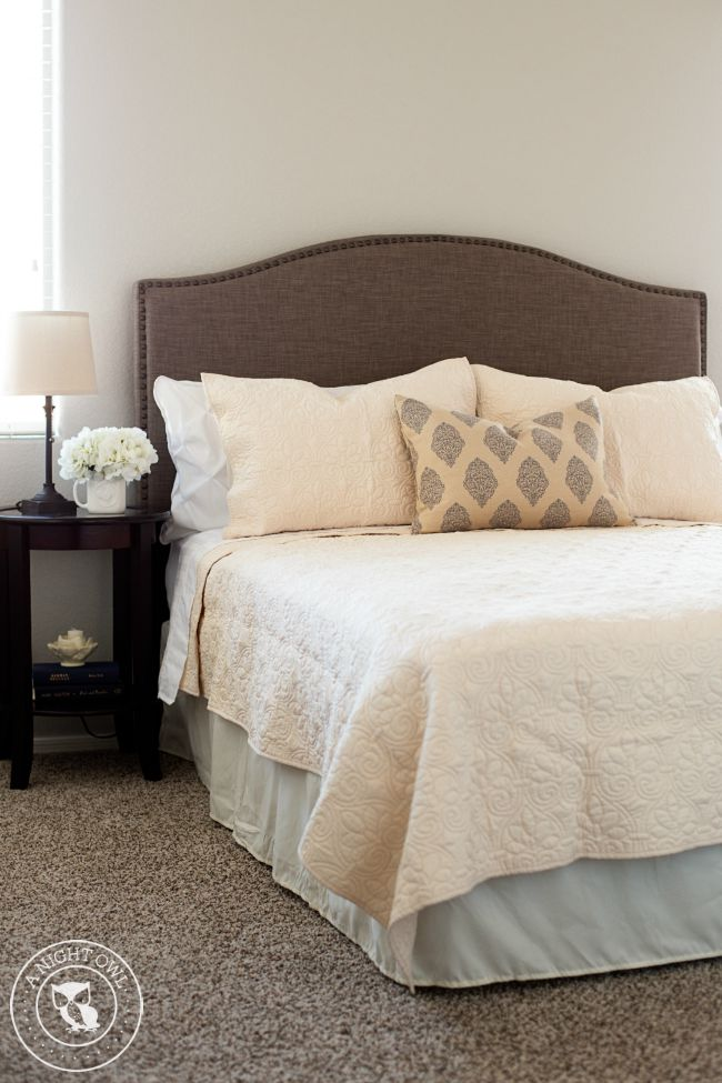 Tips to set up your Guest Bedroom for less!
