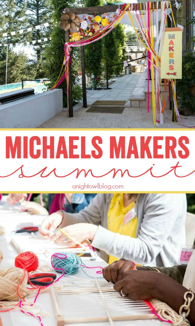 Michaels Makers Summit