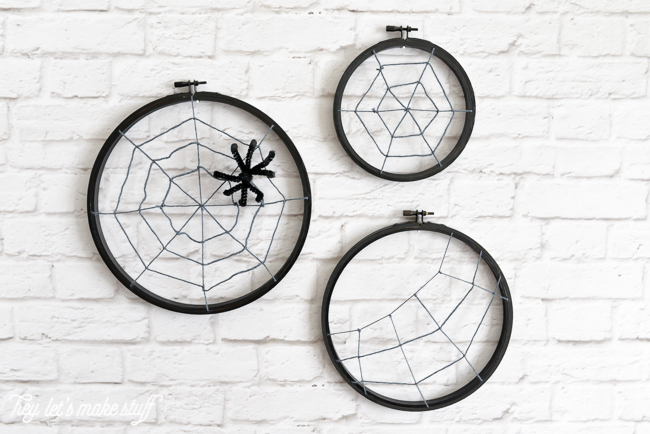 Spider Web Hoops-10