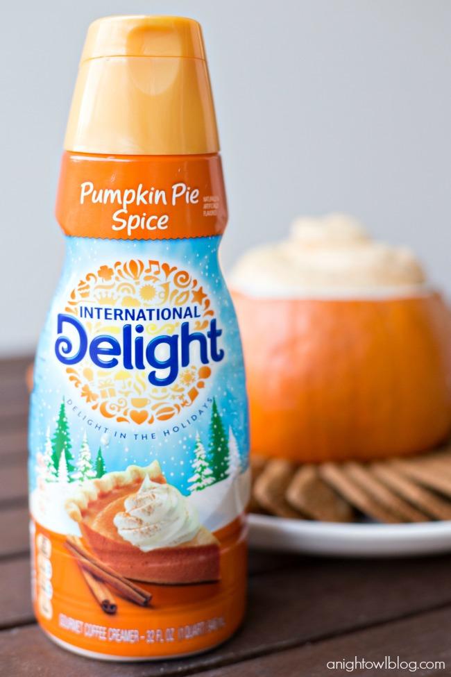 Pumpkin Pie Cheesecake Dip 2